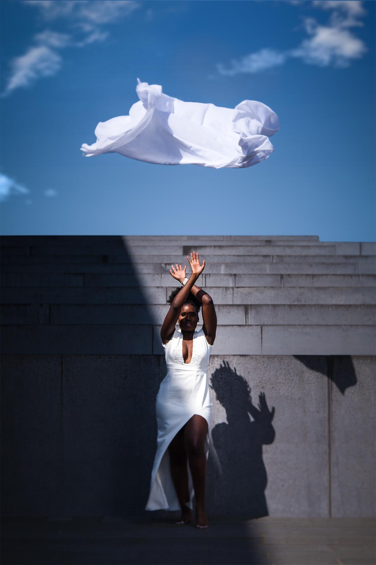 """PURE"" by Designer Jenny Lu. Simone Gernhardt - Lensbaby Velvet Photography"