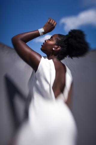 """PURE"" by Designer Jenny Lu. Simone Gernhardt - Lensbaby Muse Photography"