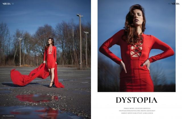 """Dystopia"" Published by Shuba Magazine. Simone Gernhardt Photography - Lensbaby Twist60 Photo"